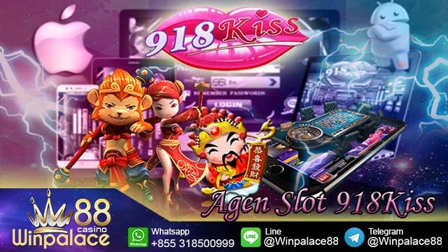 Agen Daftar Slot 918Kiss dan SCR888 Indonesia
