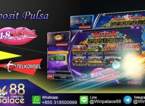 Deposit Pulsa 918Kiss | Daftar 918Kiss